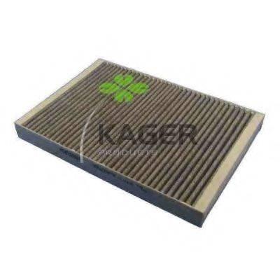 KAGER 090028 Фильтр, воздух во внутренном пространстве