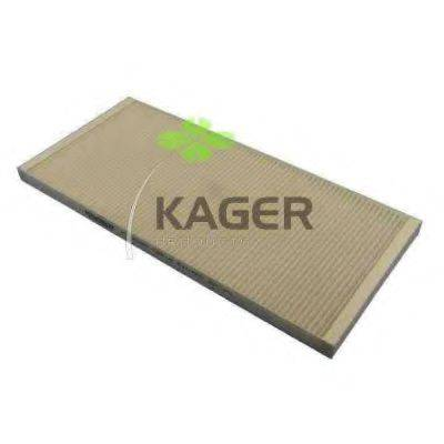 KAGER 090089 Фильтр, воздух во внутренном пространстве