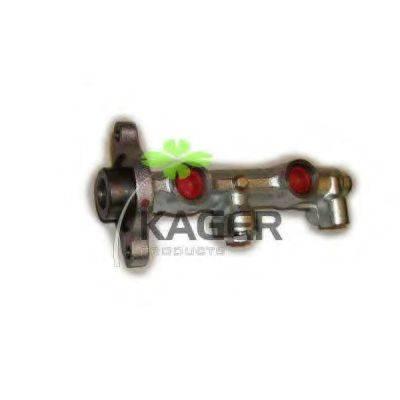 KAGER 390261 Главный тормозной цилиндр