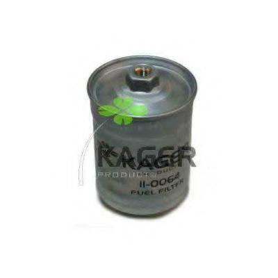 KAGER 110064 Топливный фильтр