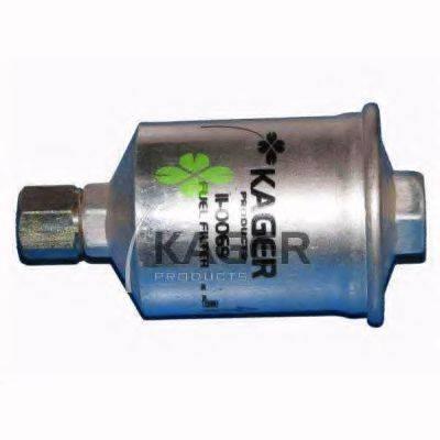 KAGER 110069 Топливный фильтр