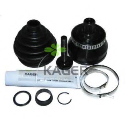 KAGER 131408 Шарнирный комплект, приводной вал