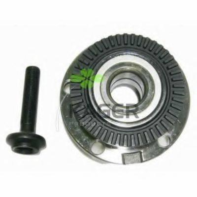 KAGER 830781 Комплект подшипника ступицы колеса