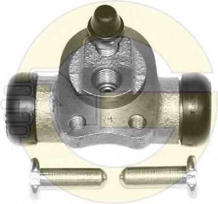 GIRLING 5004112 Колесный тормозной цилиндр