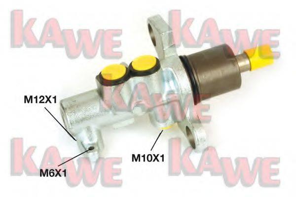 KAWE B1175 Главный тормозной цилиндр