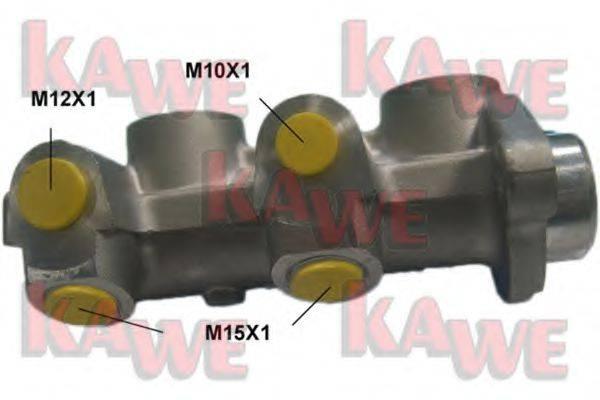 KAWE B1839 Главный тормозной цилиндр
