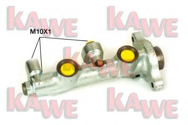 KAWE B1848 Главный тормозной цилиндр