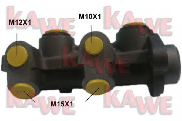 KAWE B1851 Главный тормозной цилиндр