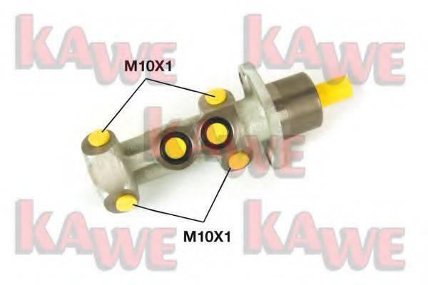KAWE B1869 Главный тормозной цилиндр