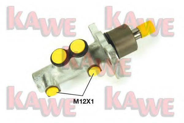 KAWE B1889 Главный тормозной цилиндр