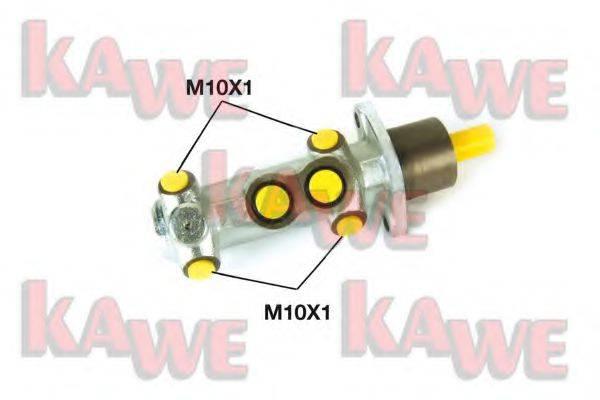 KAWE B1984 Главный тормозной цилиндр