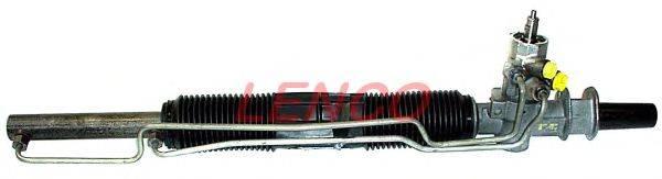 LENCO SGA390L Рулевой механизм