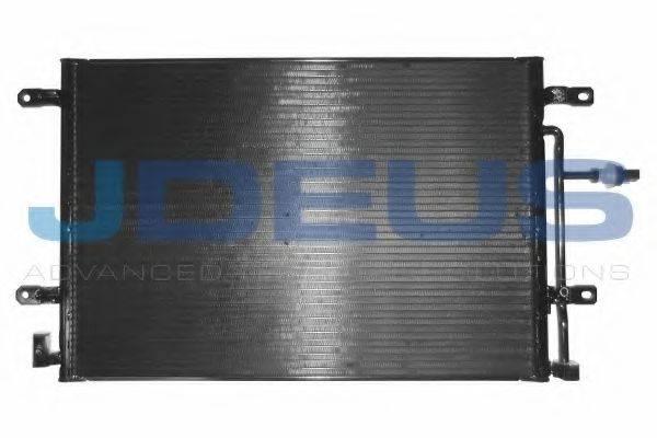 JDEUS RA7010350 Конденсатор, кондиционер