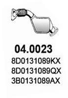 ASSO 040023 Катализатор