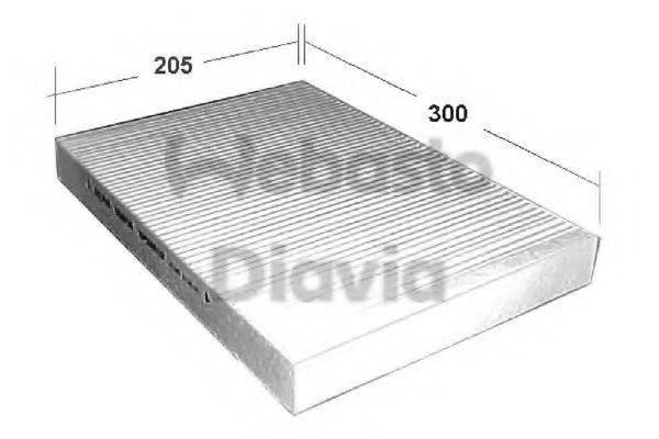 WEBASTO 82D0325112A Фильтр, воздух во внутренном пространстве