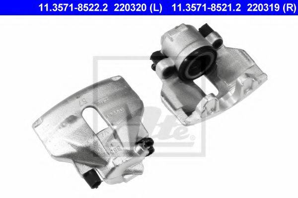 ATE 11357185212 Тормозной суппорт