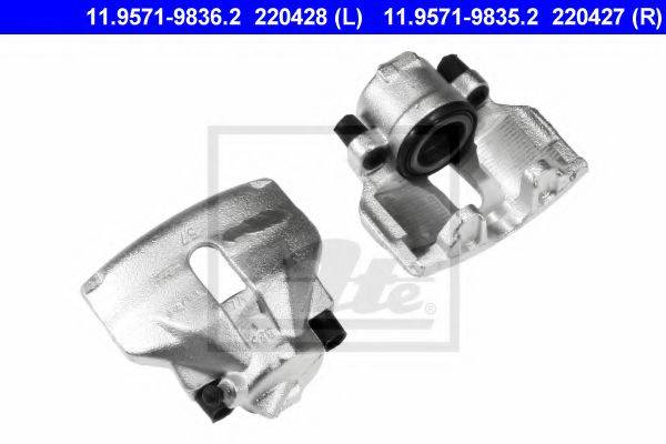 ATE 11957198352 Тормозной суппорт