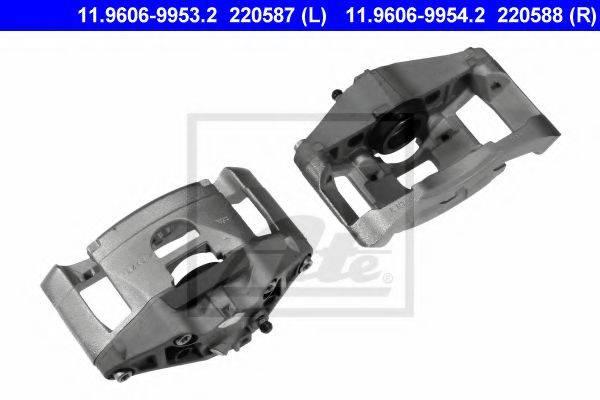 ATE 11960699532 Тормозной суппорт