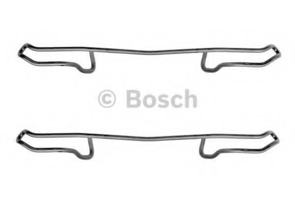 BOSCH 1987474173 Комплектующие, колодки дискового тормоза