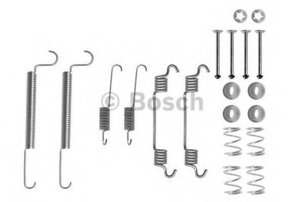 BOSCH 1987475226 Комплектующие, тормозная колодка