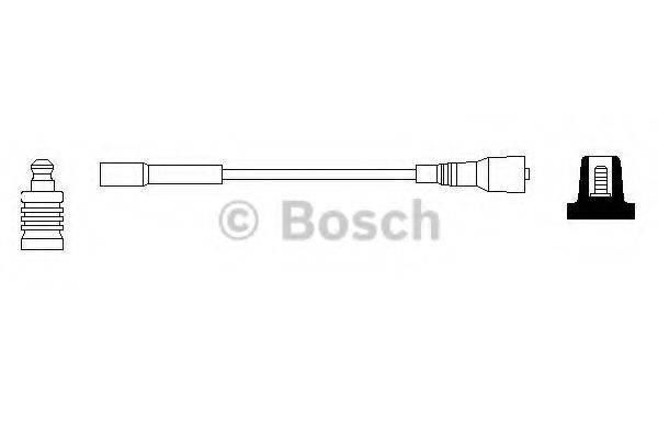 BOSCH 0986356164 Провод зажигания