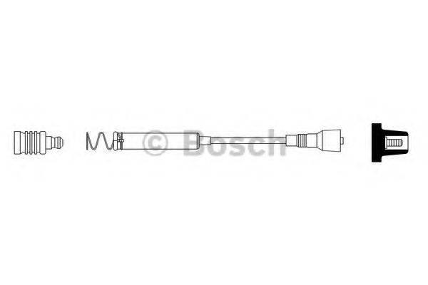 BOSCH 0986356223 Провод зажигания