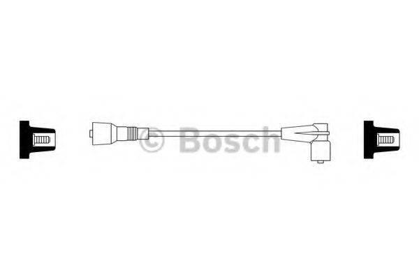 BOSCH 0986356231 Провод зажигания