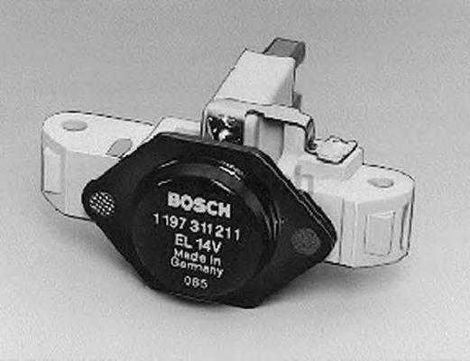 BOSCH 1197311214 Регулятор генератора