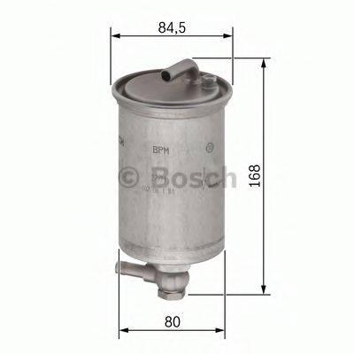 BOSCH 0450906431 Топливный фильтр