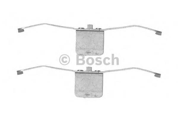 BOSCH 1987474408 Комплектующие, колодки дискового тормоза