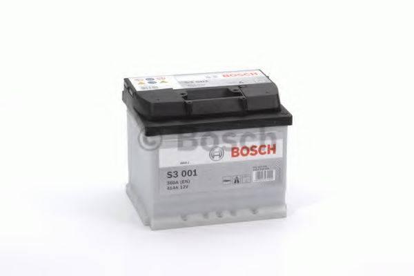 BOSCH 0092S30010 Стартерная аккумуляторная батарея; Стартерная аккумуляторная батарея