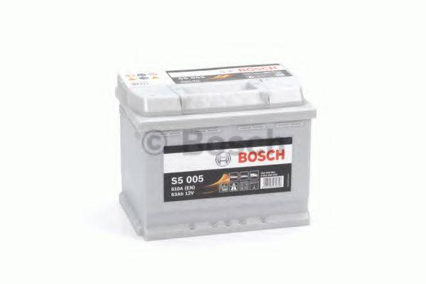 BOSCH 0092S50050 Стартерная аккумуляторная батарея; Стартерная аккумуляторная батарея
