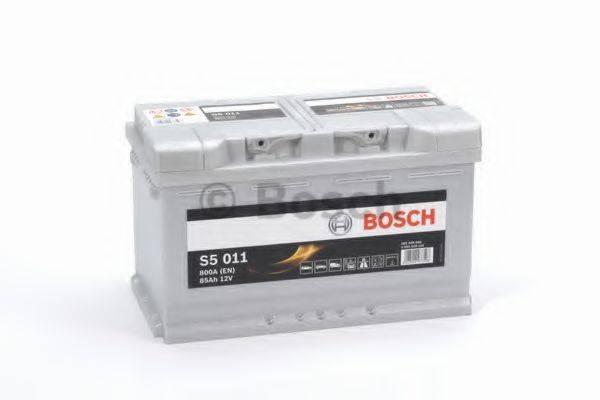 BOSCH 0092S50110 Стартерная аккумуляторная батарея; Стартерная аккумуляторная батарея