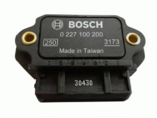 BOSCH 0227100200 Коммутатор, система зажигания