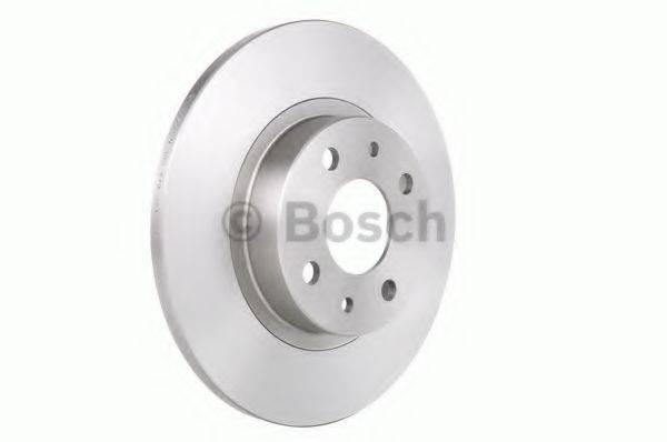 BOSCH 0986478343 Тормозной диск