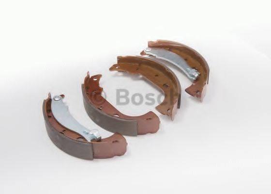 BOSCH 0986BB3519 Комплект тормозных колодок