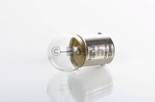 BOSCH 1987302203 Лампа накаливания, фонарь указателя поворота; Лампа накаливания, фонарь освещения номерного знака; Лампа накаливания, фара заднего хода; Лампа накаливания, задний гарабитный огонь; Лампа накаливания, oсвещение салона; Лампа накаливания, стояночные огни / габаритные фонари; Лампа накаливания, габаритный огонь; Лампа накаливания, дополнительный фонарь сигнала торможения