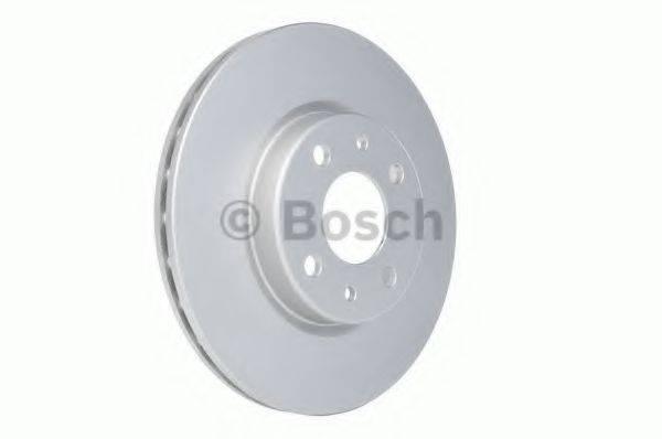 BOSCH 0986478515 Тормозной диск
