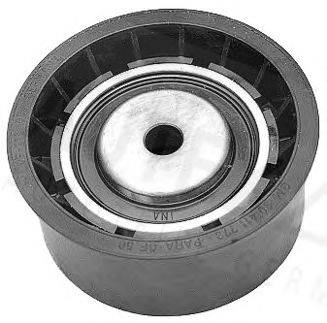 AUTEX 651457 Паразитный / Ведущий ролик, зубчатый ремень