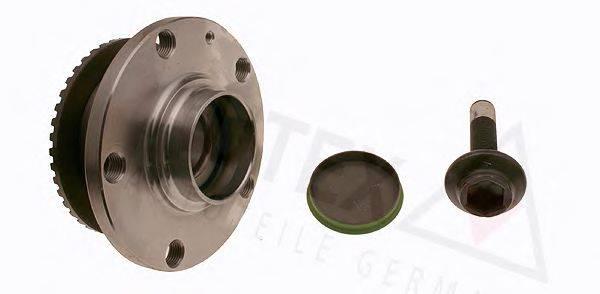 AUTEX 802075 Комплект подшипника ступицы колеса