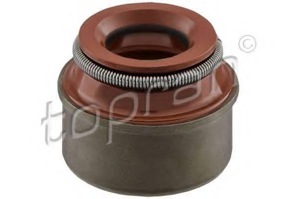 TOPRAN 107502 Уплотнительное кольцо, стержень кла