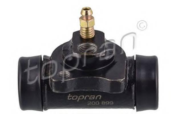 TOPRAN 200899 Колесный тормозной цилиндр