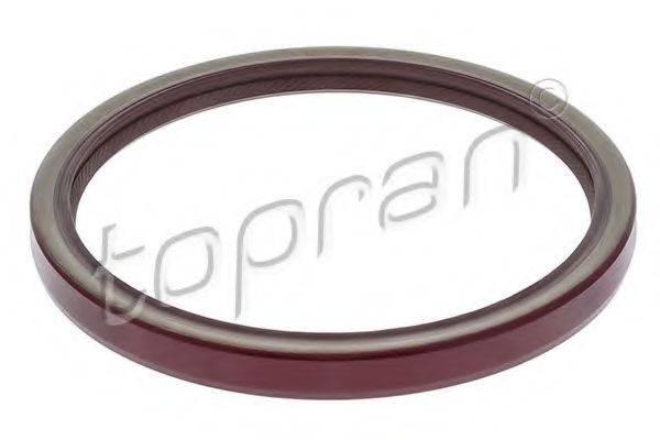 TOPRAN 201163 Уплотняющее кольцо, коленчатый вал