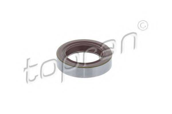 TOPRAN 201531 Уплотнительное кольцо вала, приводной вал