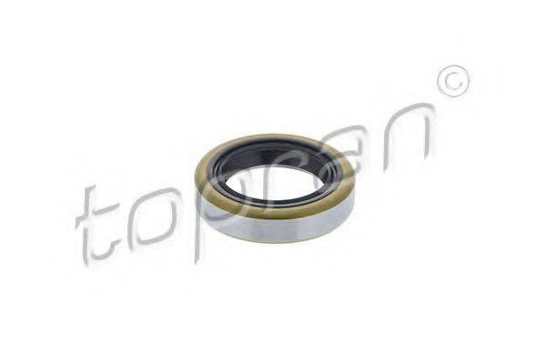 TOPRAN 201530 Уплотнительное кольцо вала, приводной вал