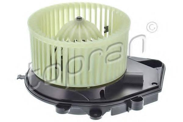 TOPRAN 109901 Электродвигатель, вентиляция салона