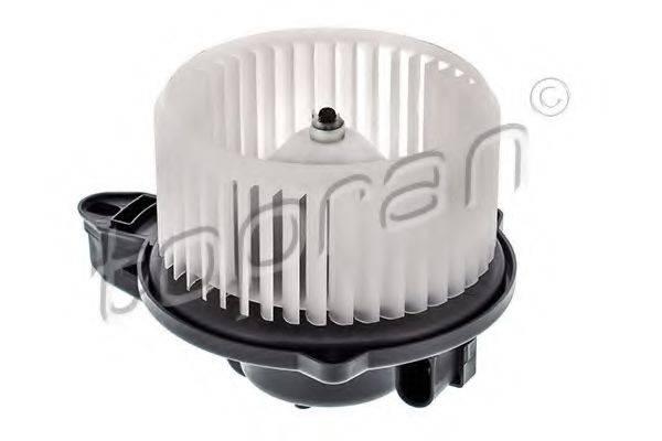 TOPRAN 111025 Электродвигатель, вентиляция салона