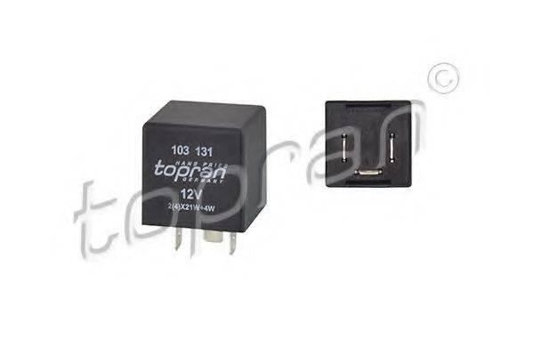 TOPRAN 103131 Реле аварийной световой сигнализация