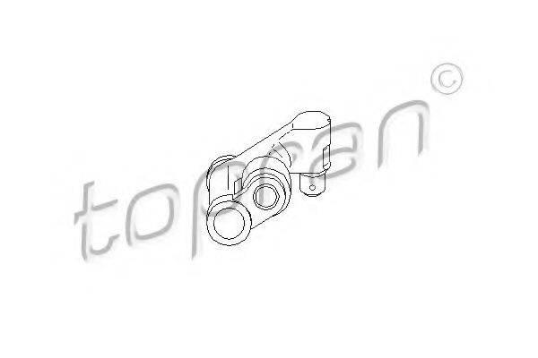 TOPRAN 111630 Балансир, управление двигателем