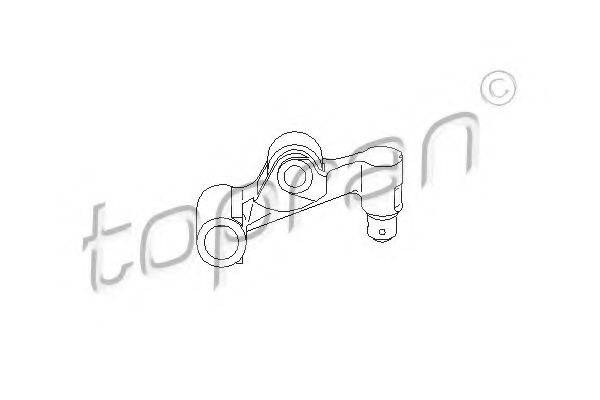 TOPRAN 111631 Балансир, управление двигателем